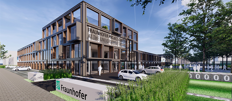 Fraunhofer Project Center At The University Of Twente Linkedin