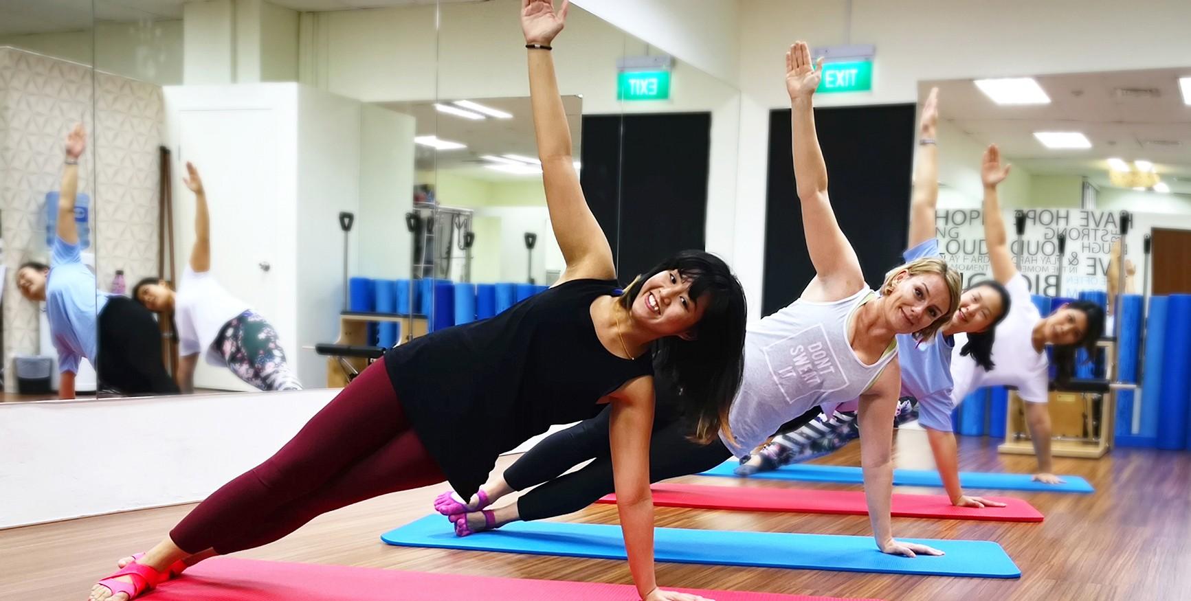 Body n'Sync -Pilates Studios Singapore