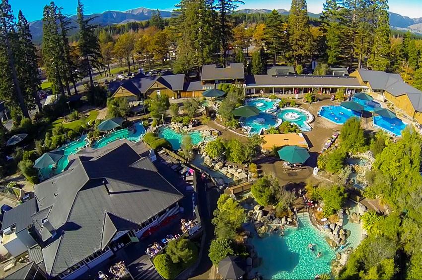 Hanmer Springs Thermal Pools & Spa | LinkedIn