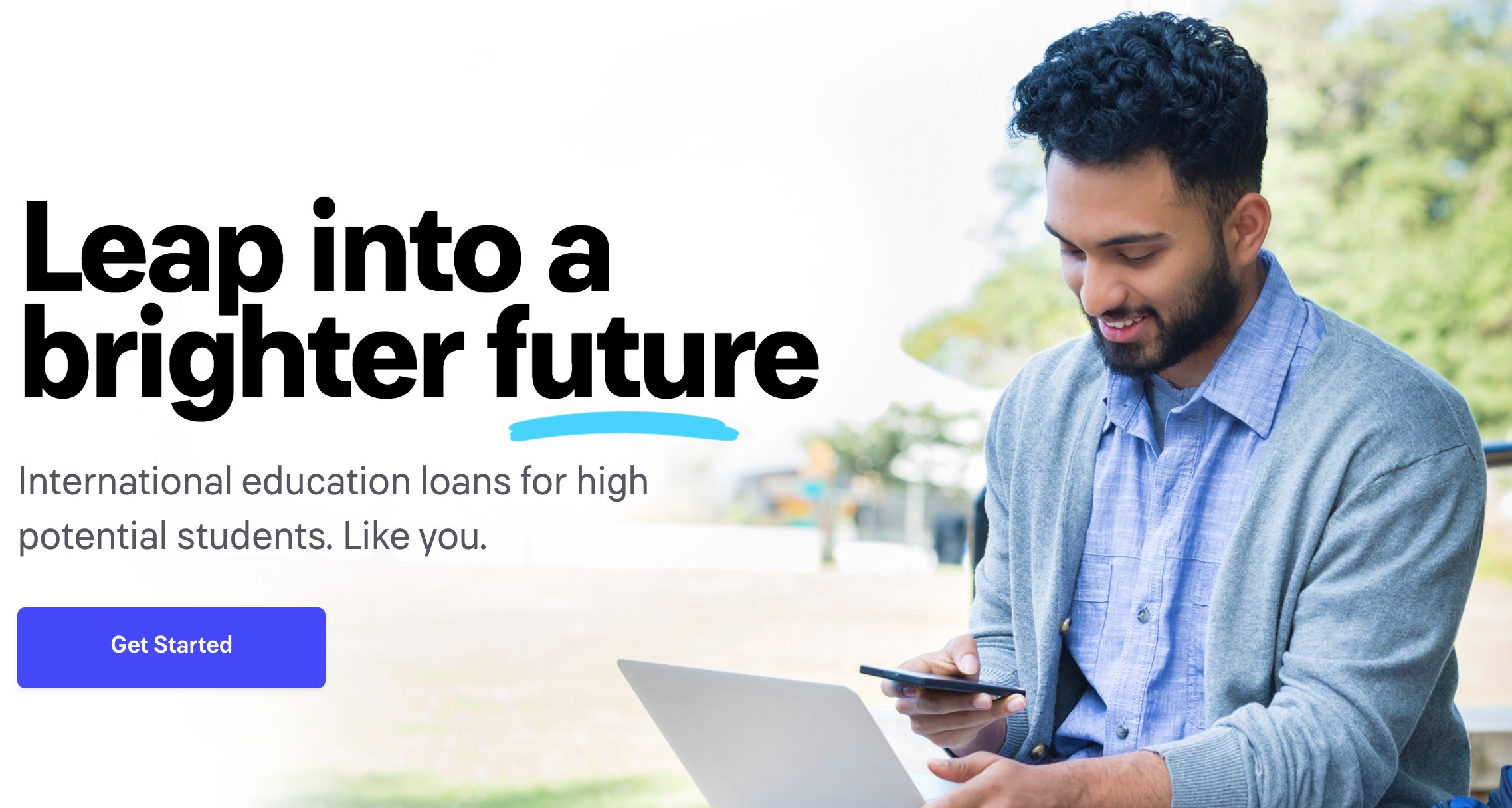 Leap Finance helps you get collateral-free student loans for international universities