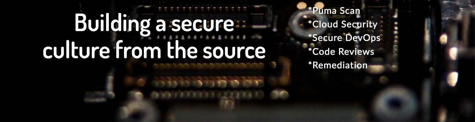 Puma Security and Puma Scan | LinkedIn