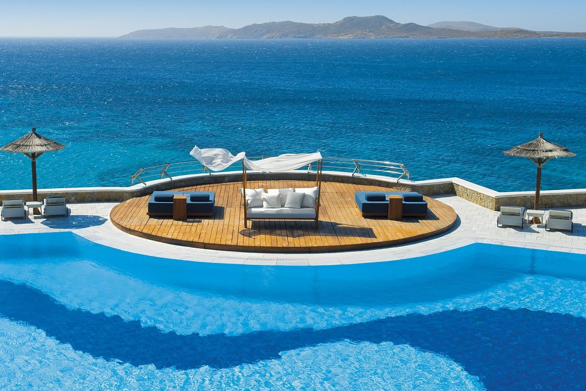 Mykonos Grand Hotel Resort Linkedin