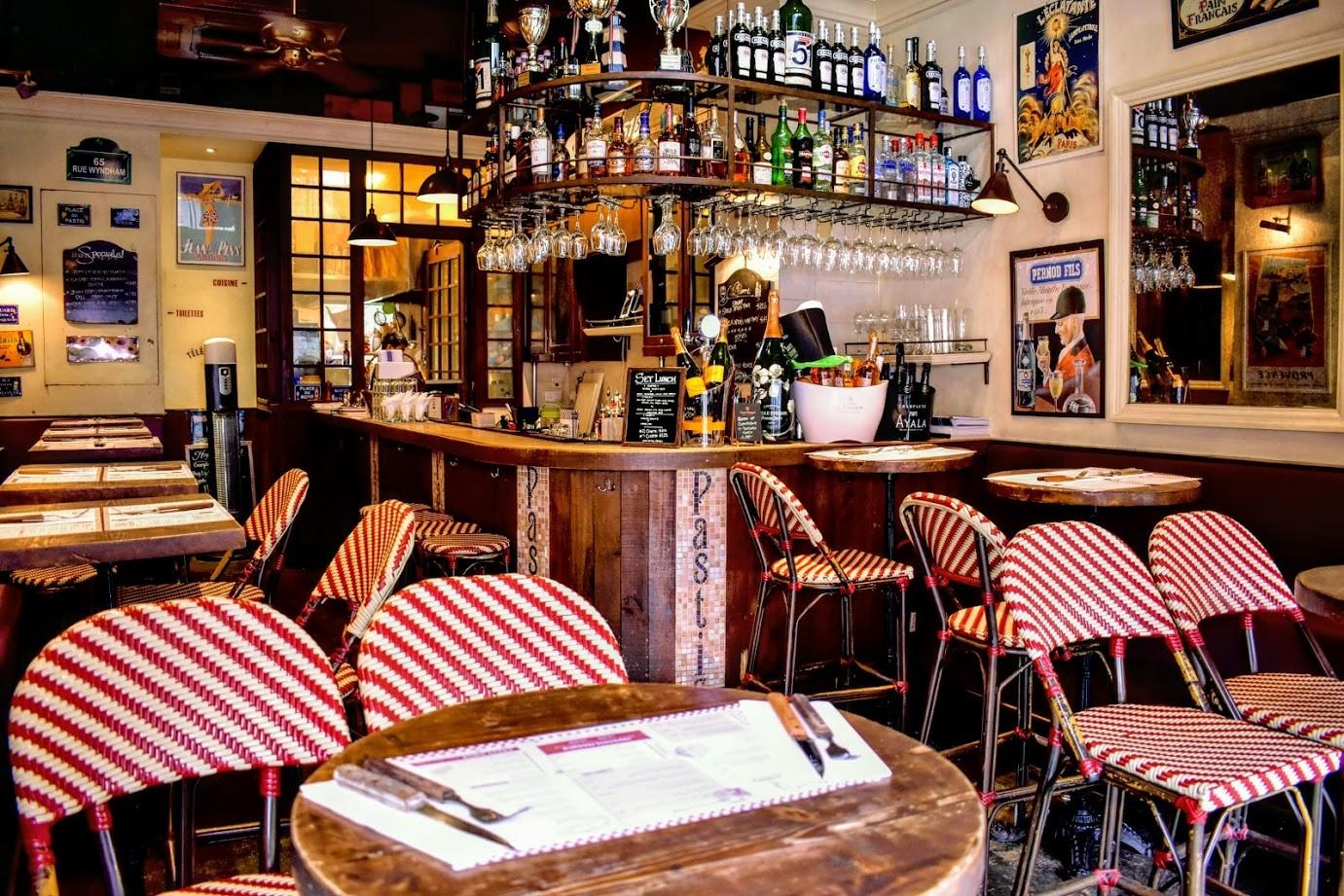 Bar Le French Flair pastis group   linkedin
