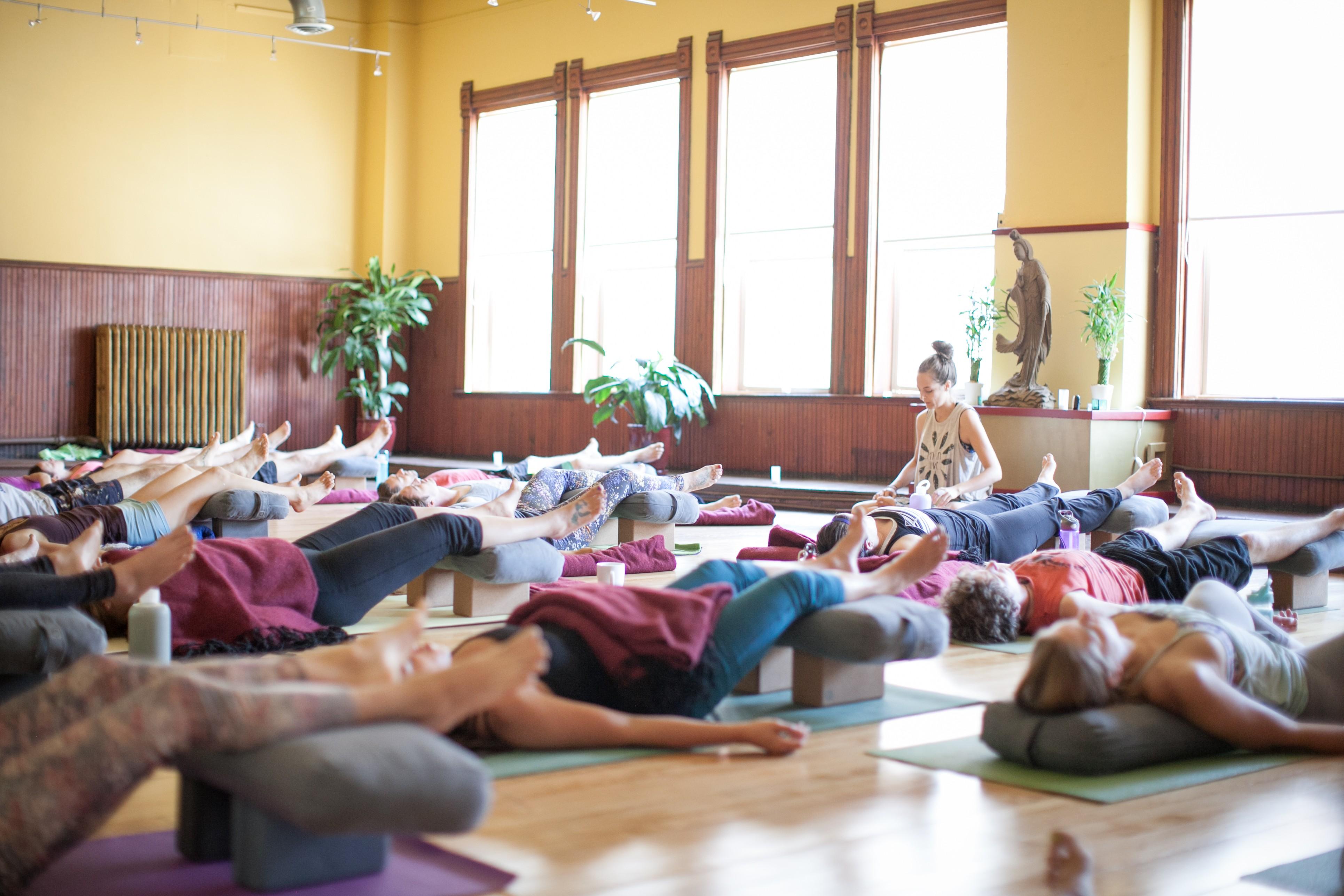 Kindness Yoga Linkedin