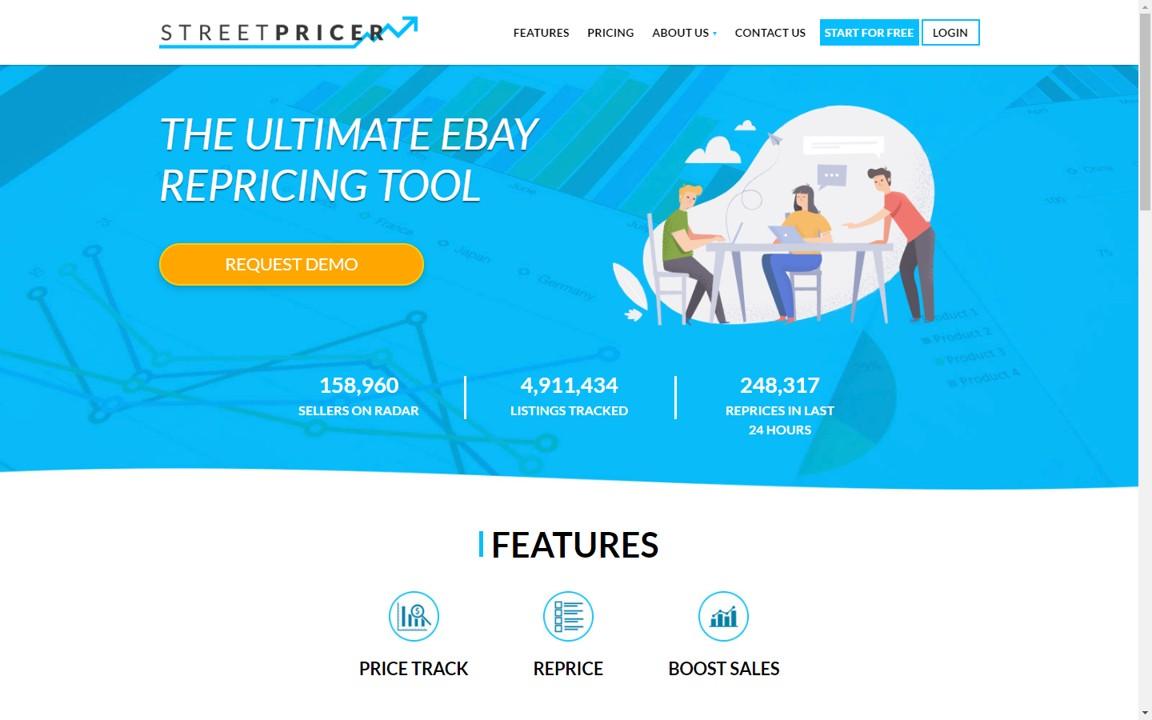 Streetpricer The Ultimate Ebay Repricer Linkedin