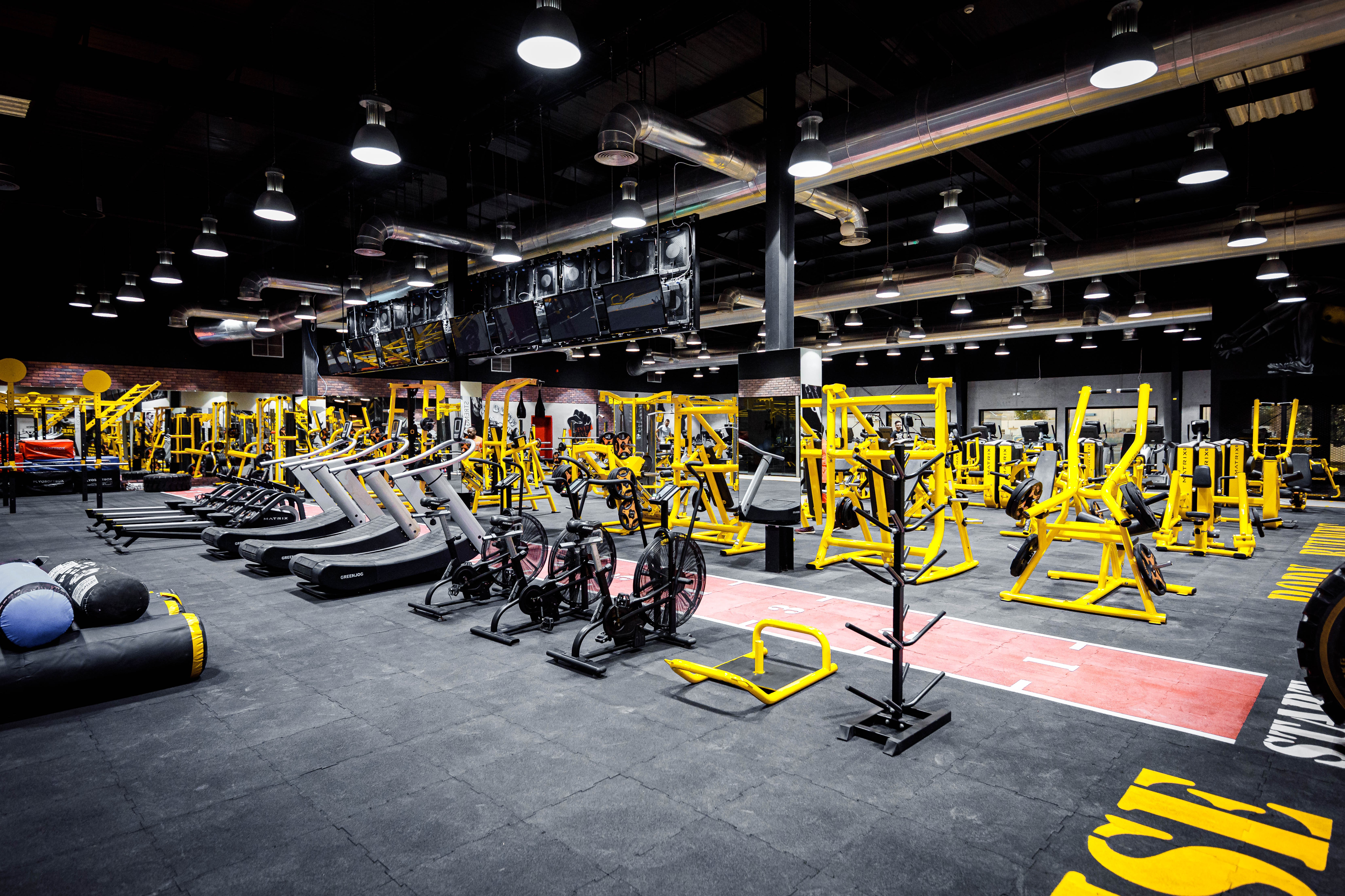 Max Burn Gym Fitness And Training Centre Linkedin