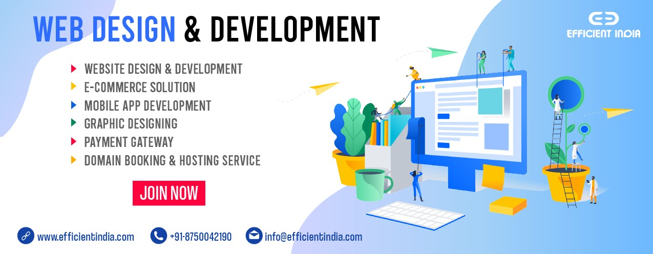Efficient India Web Design Development Company In Delhi Linkedin