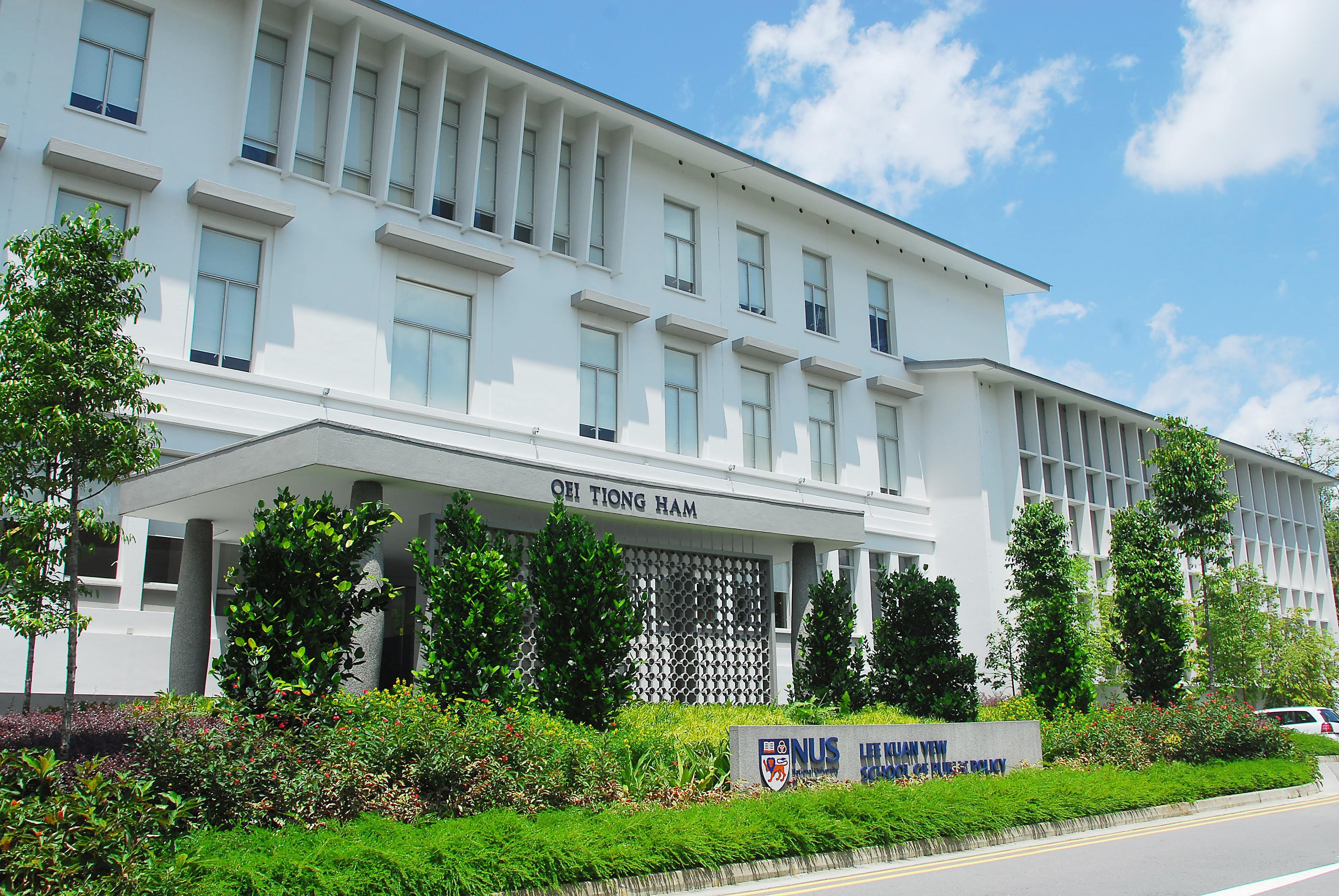 Jurusan Public Policy Terbaik di Asia - National University of Singapore