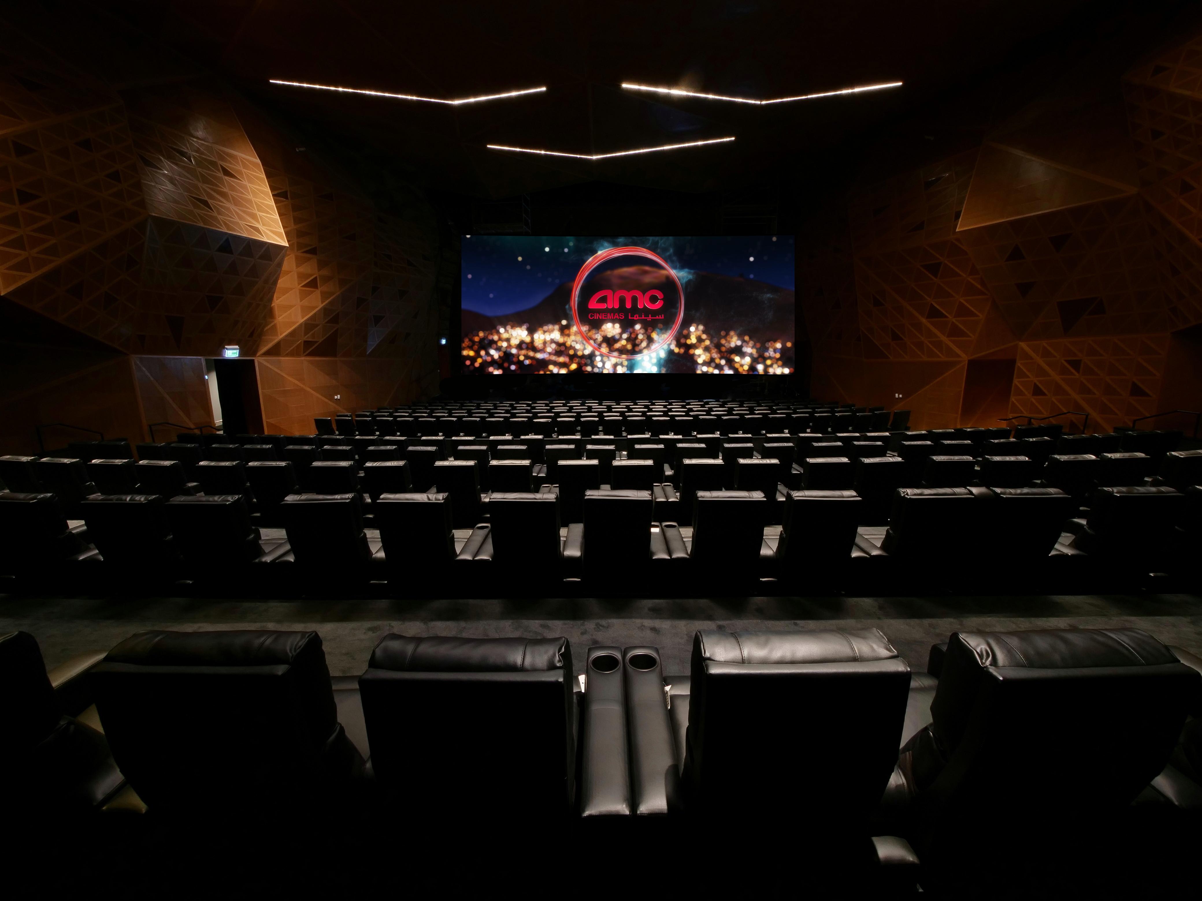 AMC Cinemas KSA : culture   LinkedIn