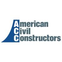 AMERICAN CIVIL CONSTRUCTORS logo