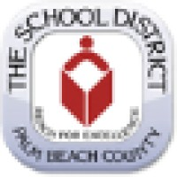 Palm Beach County School District logo