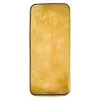 Gold Bars And Diamond