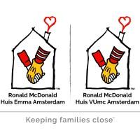 Verrassend Stichting Ronald McDonald Huizen Amsterdam   LinkedIn WA-23