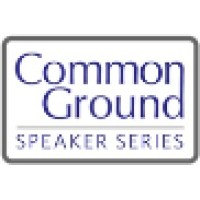 Common Ground Speaker Series  LinkedIn