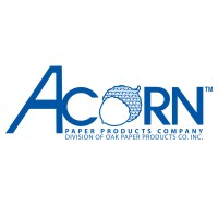 Acorn Paper Products Co logo