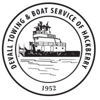 Devall Towing & Boat Service of Hackberry logo