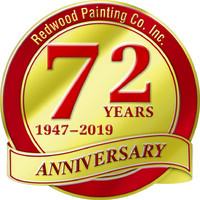 Redwood Painting Co logo