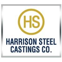 Harrison Steel Castings Co logo
