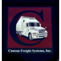 Custom Freight Systems logo