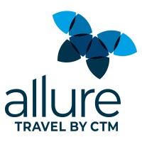 Allure Travel logo