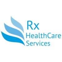 Rx HealthCare Services logo