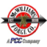 McWilliams Forge Company a PCC logo