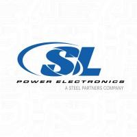 SL Power Electronics logo