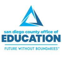 San Diego County Office of Education logo