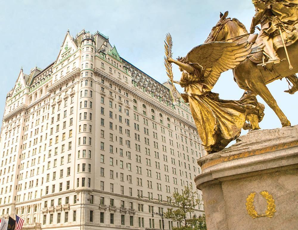 The Plaza A Fairmont Managed Hotel Linkedin