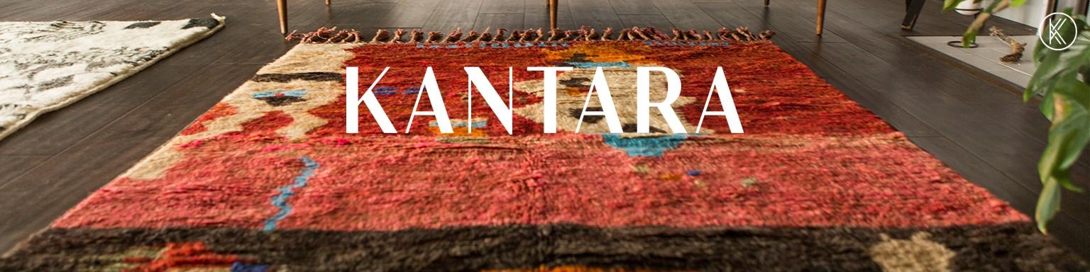 Kantara Fair Trade Moroccan Rugs