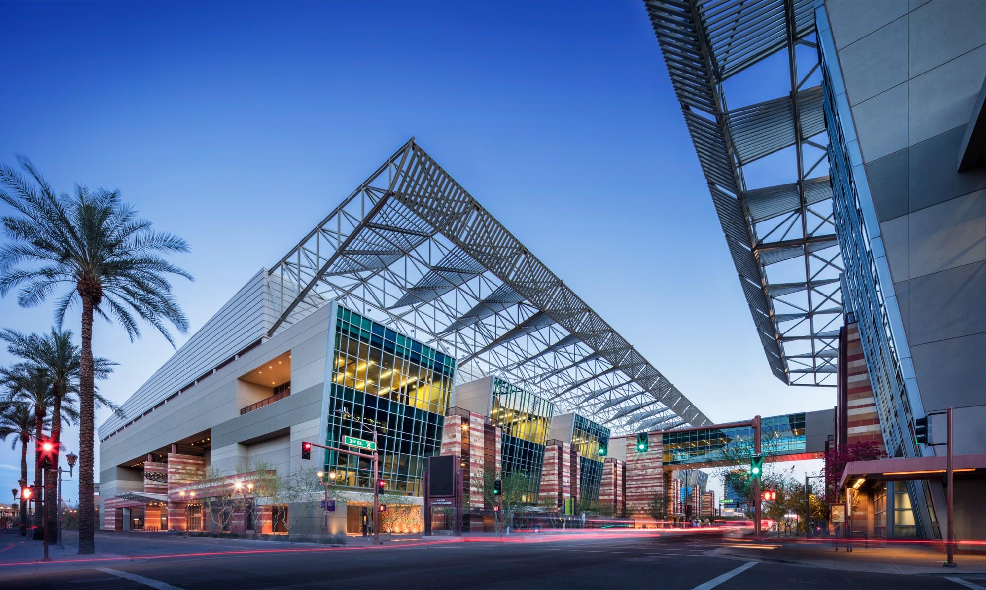 Phoenix Convention Center Amp Venues