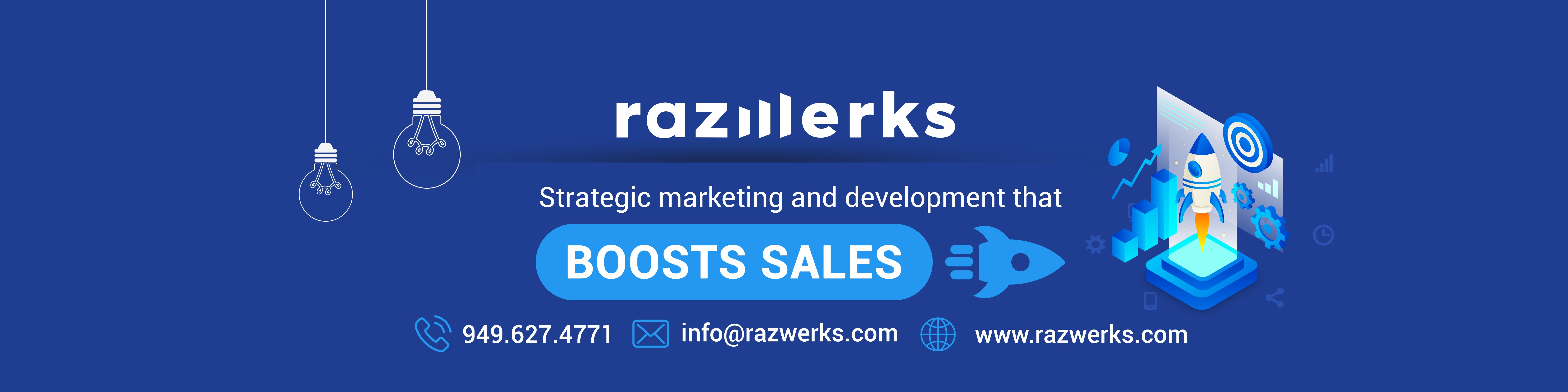 Razwerks Orange County Seo Company Digital Marketing Agency Web Design Branding Google Adwords Linkedin