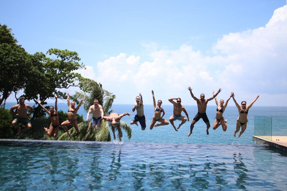 Active Escapes | LinkedIn fitness retreat
