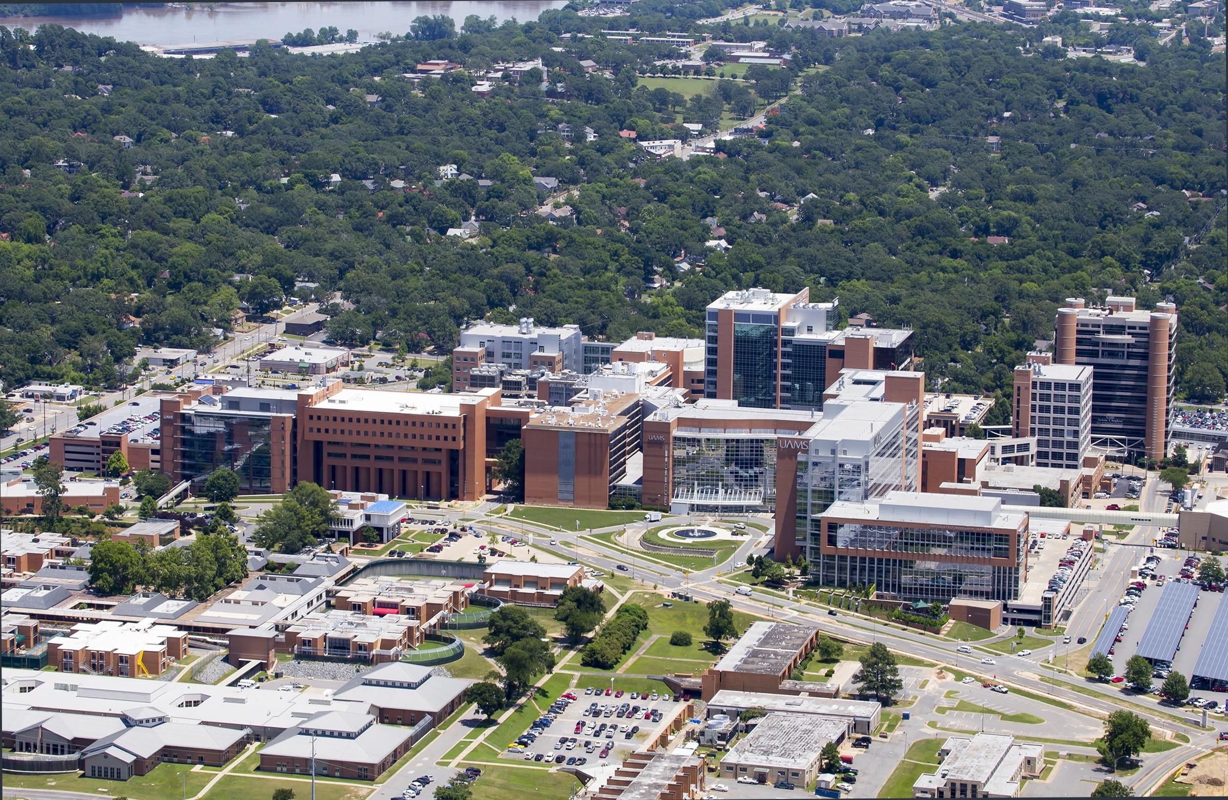 U Of Arkansas >> Uams University Of Arkansas For Medical Sciences Linkedin