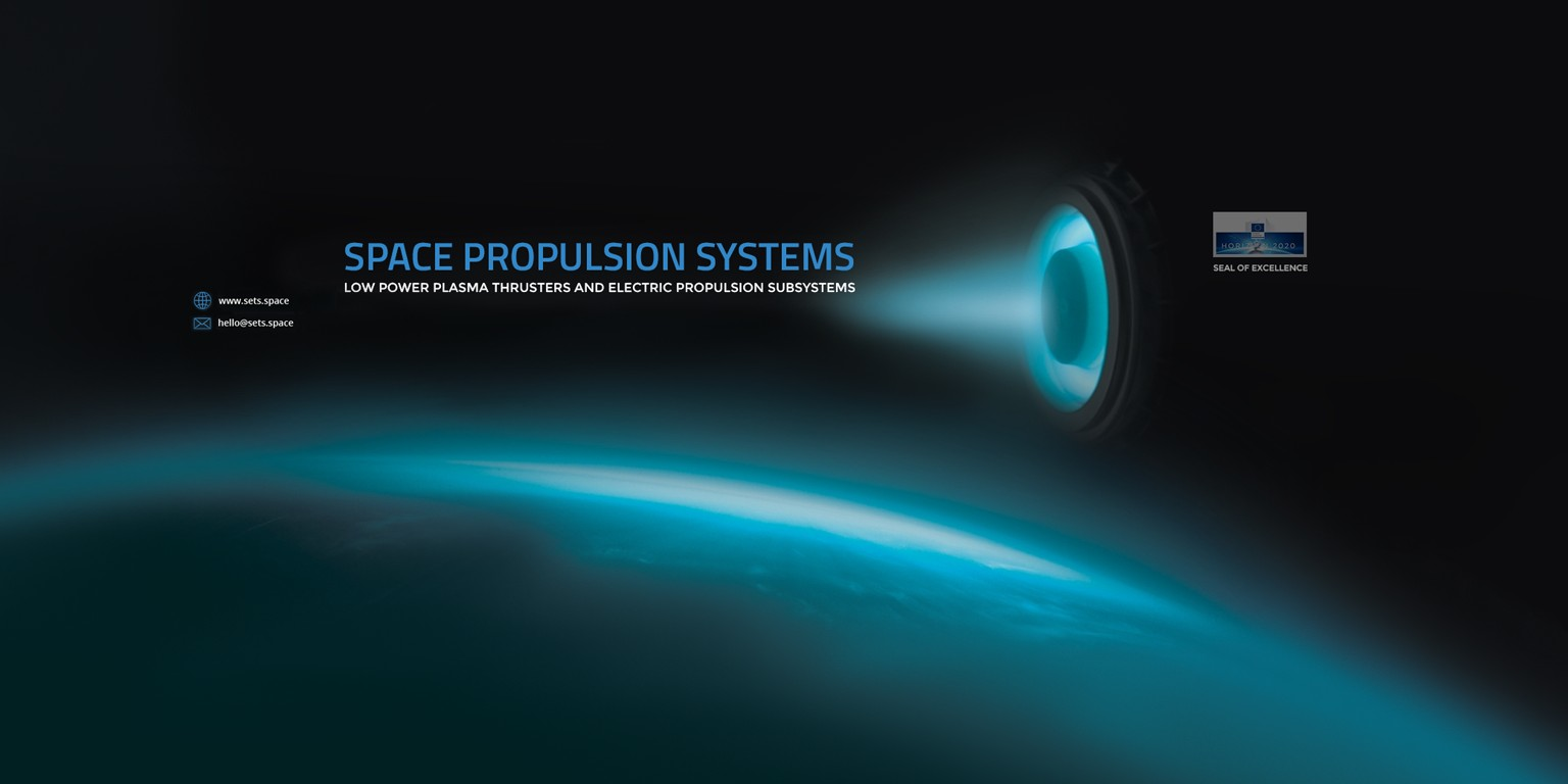 Sets Space Electric Thruster Systems Linkedin