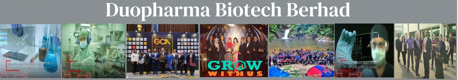 Duopharma Biotech Bhd Linkedin
