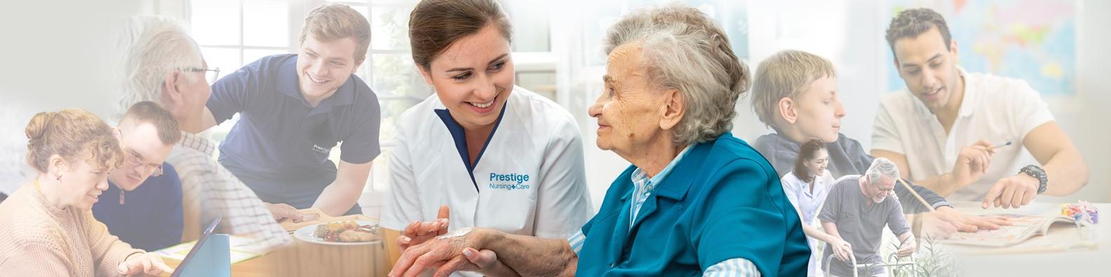 Prestige Nursing Care Linkedin