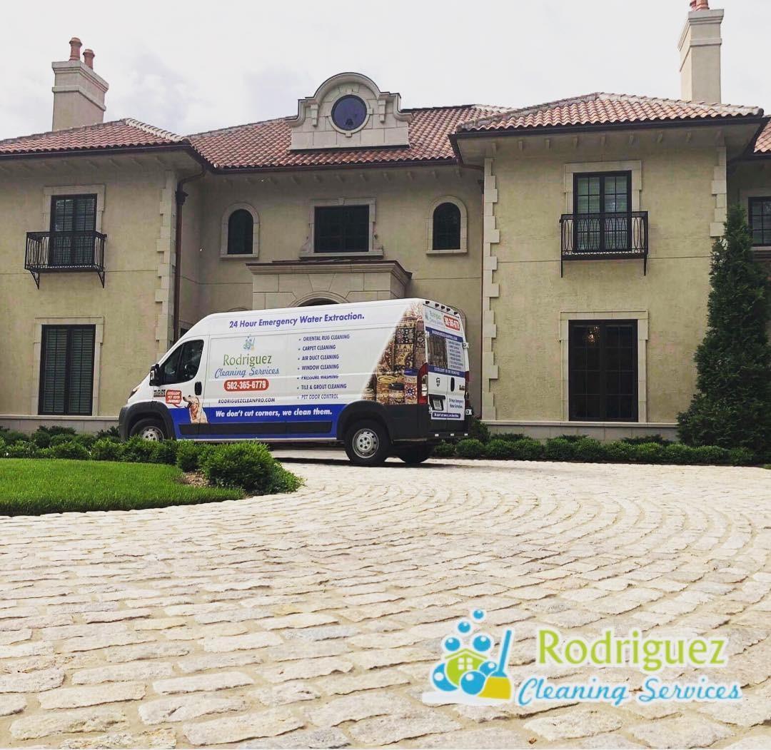 Rodriguez Cleaning & Restoration
