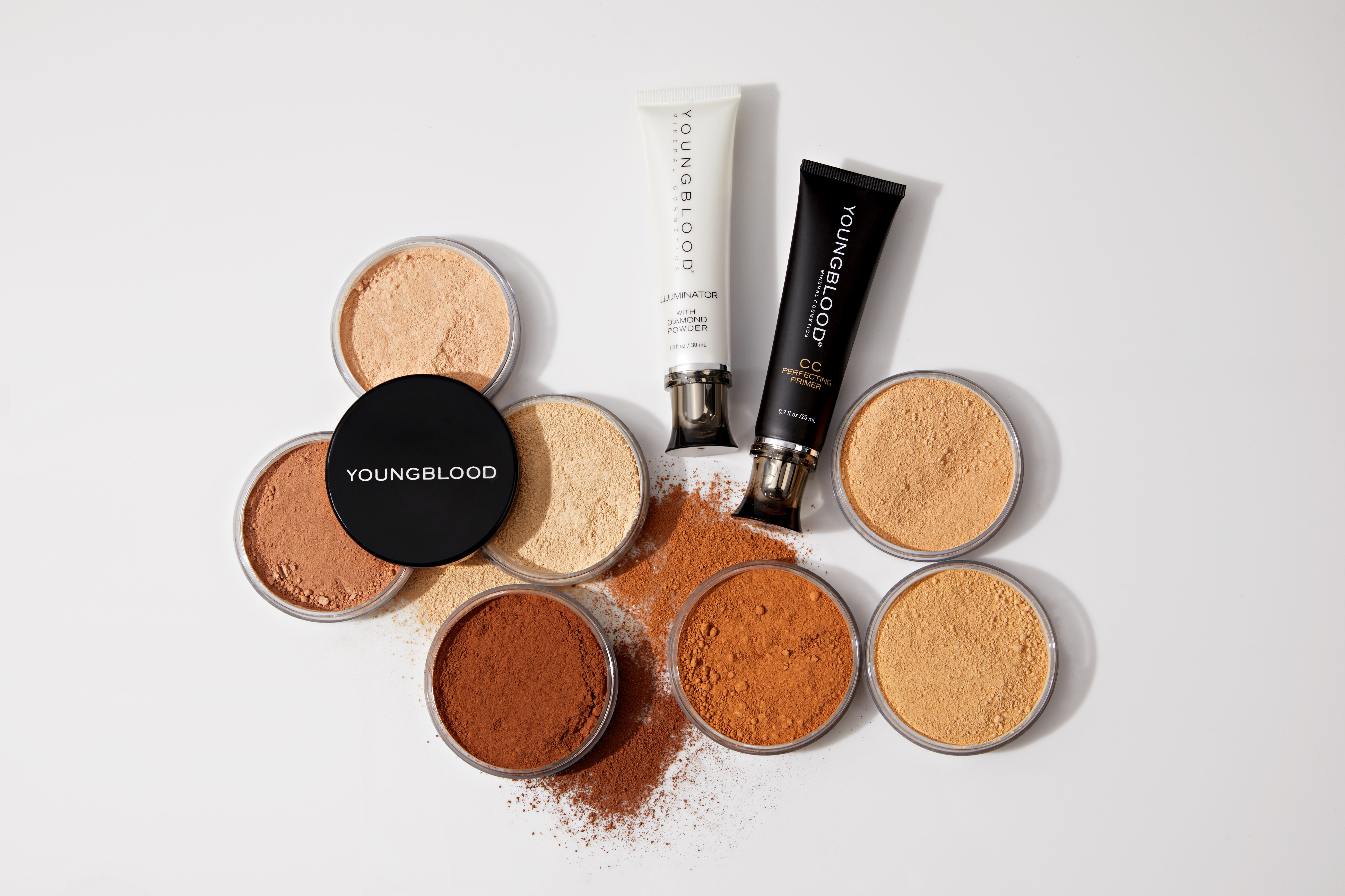 Youngblood Mineral Cosmetics Linkedin