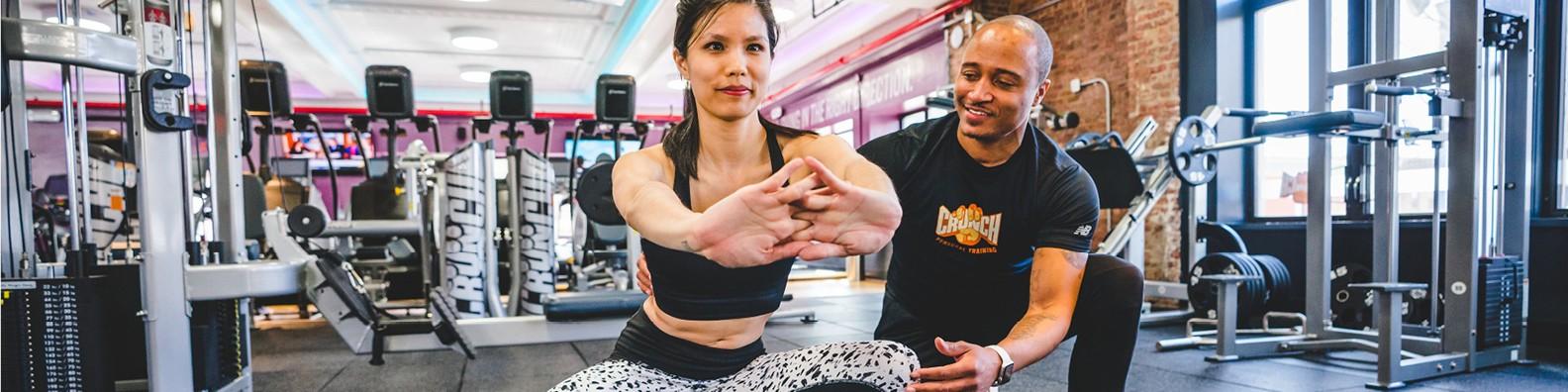 Crunch Fitness Linkedin