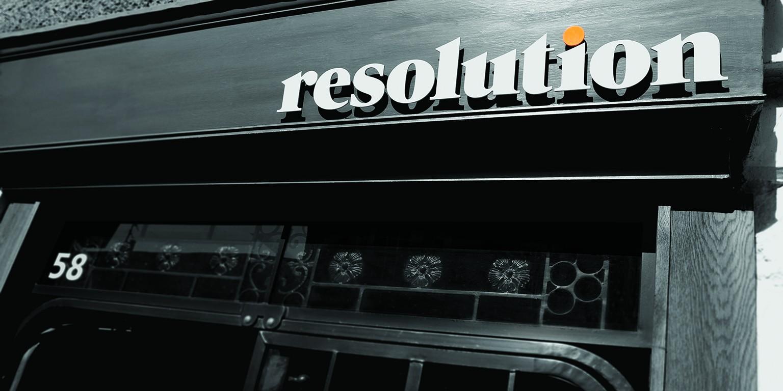 Resolution Design Linkedin
