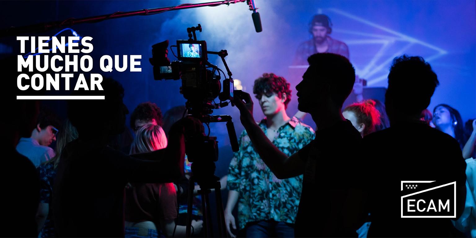ECAM (Escuela de Cinematografía y del Audiovisual de la Comunidad ...
