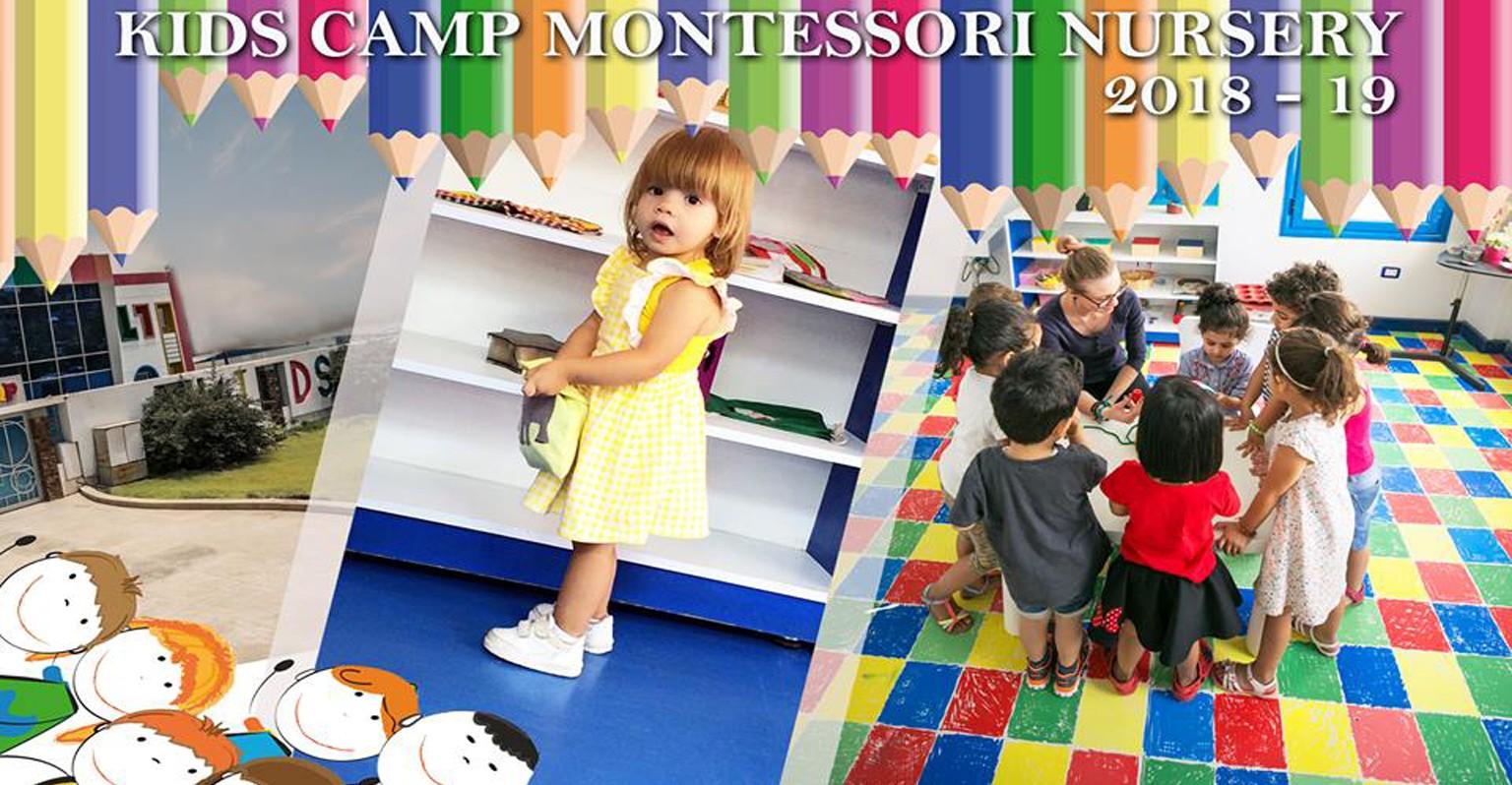 Kids Camp Montessori Nursery Linkedin