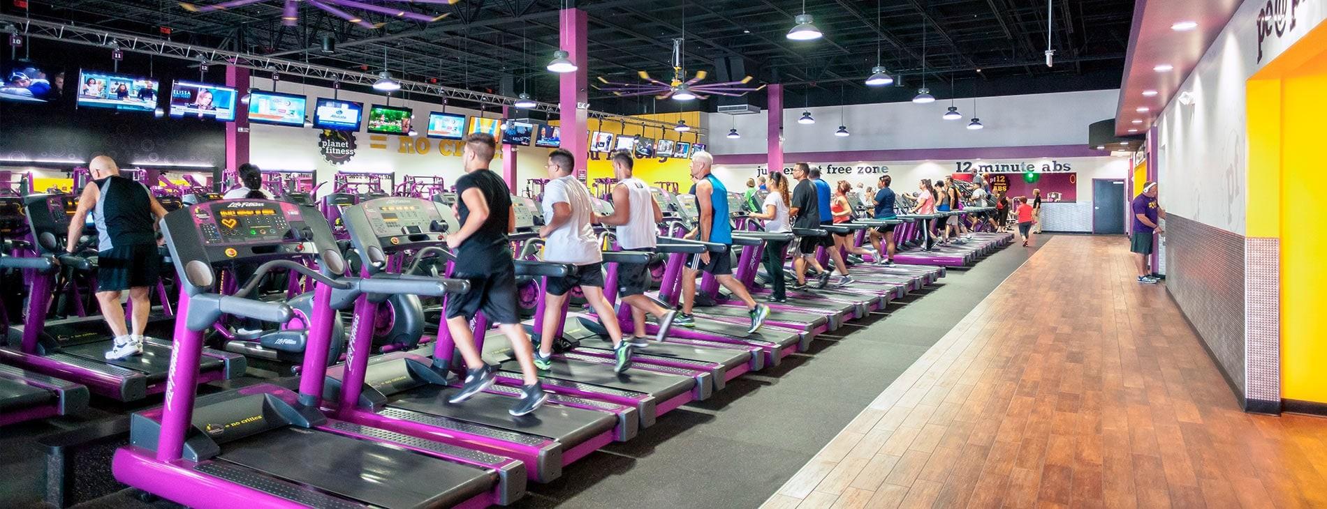 Planet Fitness Washington State Linkedin