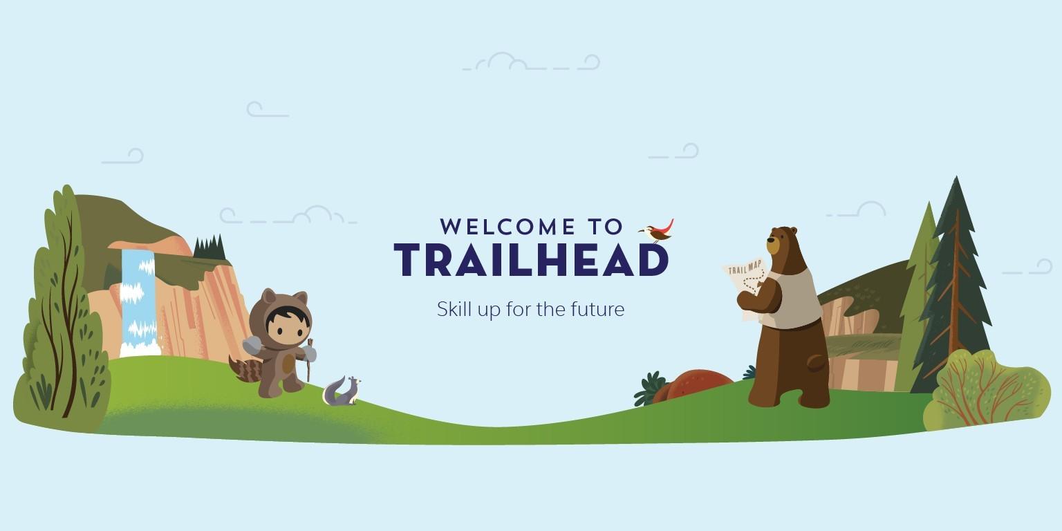 Salesforce trailhead