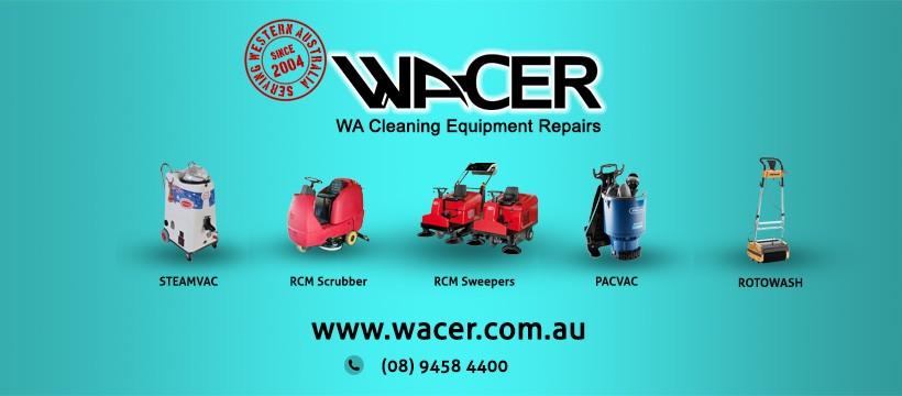 Wacer Wa Cleaning Equipment Repairs