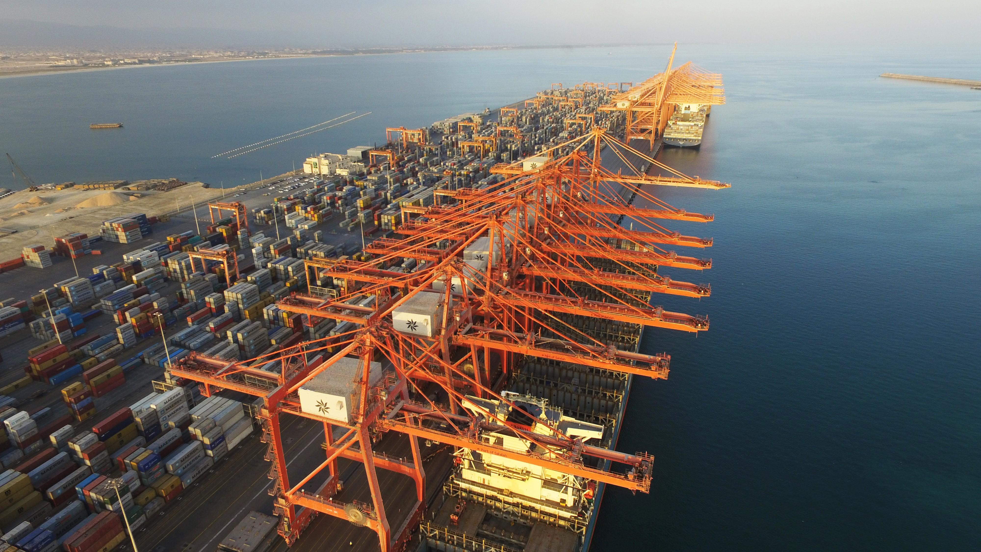 ميناء صلالة