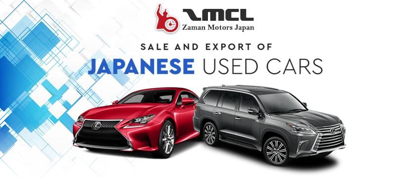 Zaman Motors Japan Japanese New Used Car Exporter Linkedin