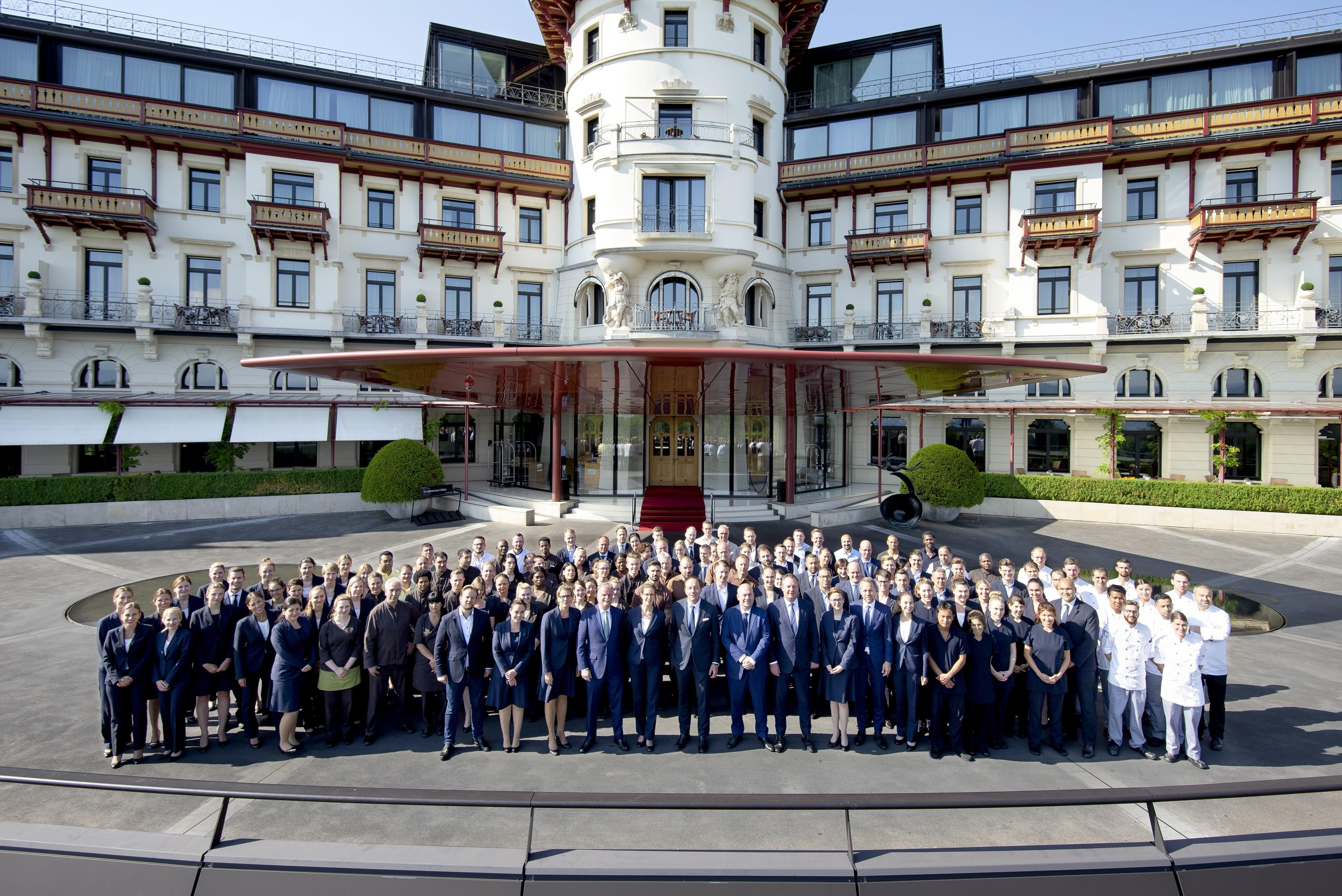 Dolder Hotel AG | LinkedIn