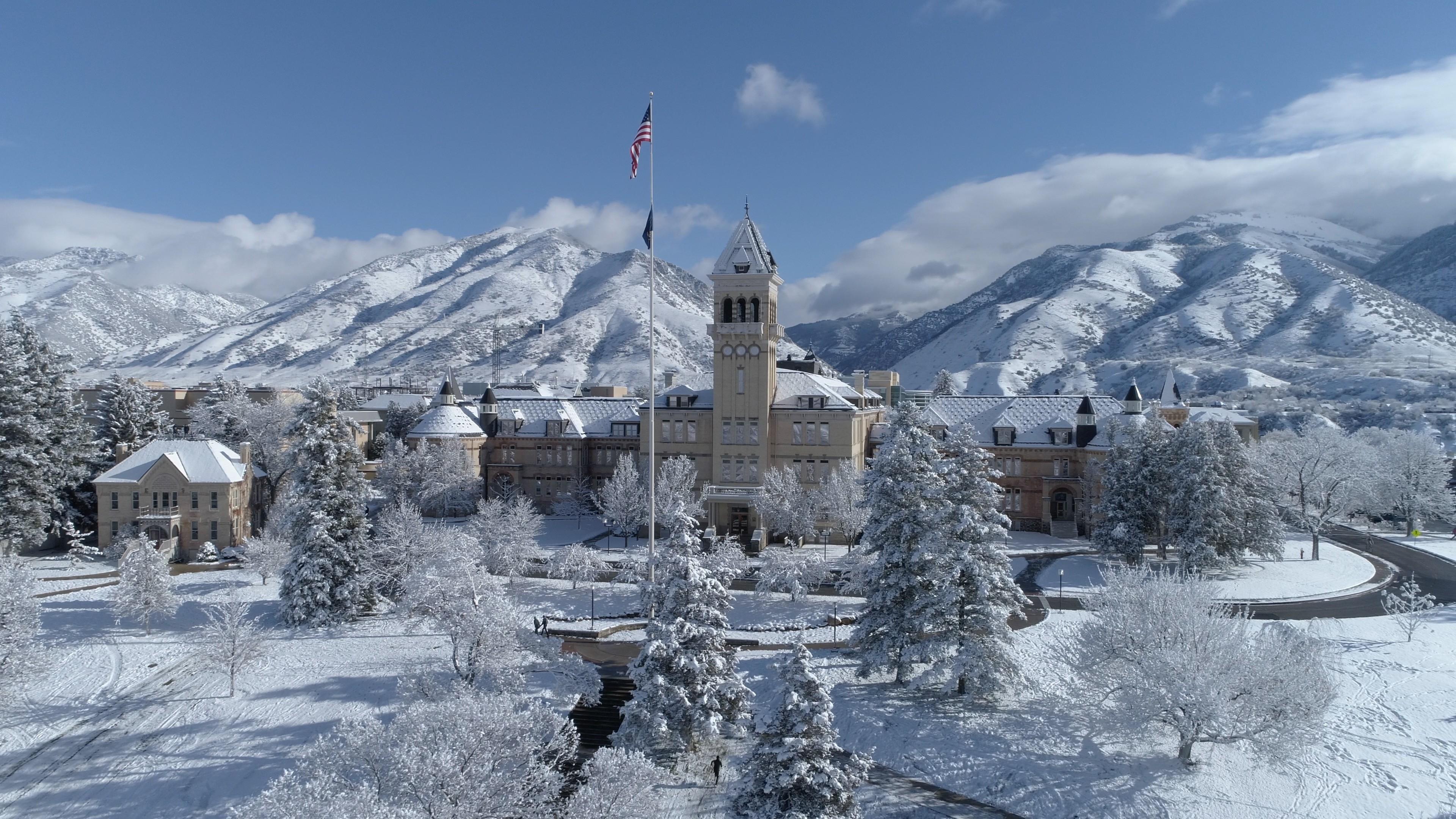 Utah State University Linkedin